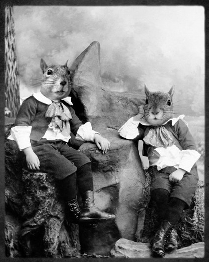 The Squirrelton Twins, Grand Ole Bestiary