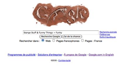 Ida en doodle google