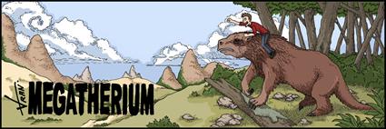 Megatherium, le blog qui envoie du poil