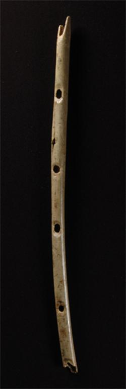 Flute d'os de Hohle Fels