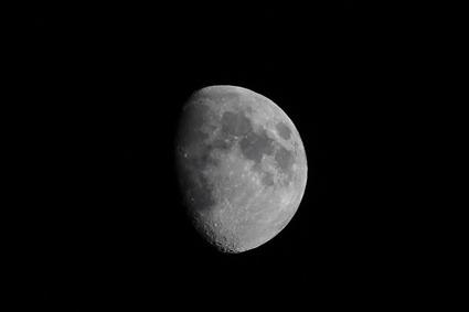 Lune, Photographe: Taupo