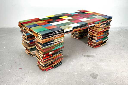 Richard Hutten's Book Desk