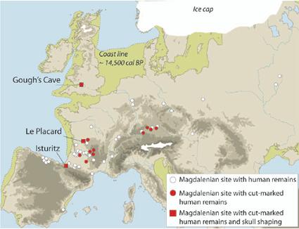 Europe au Magdalénien