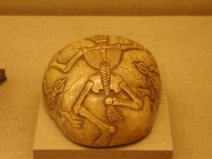Kapala Tibétain