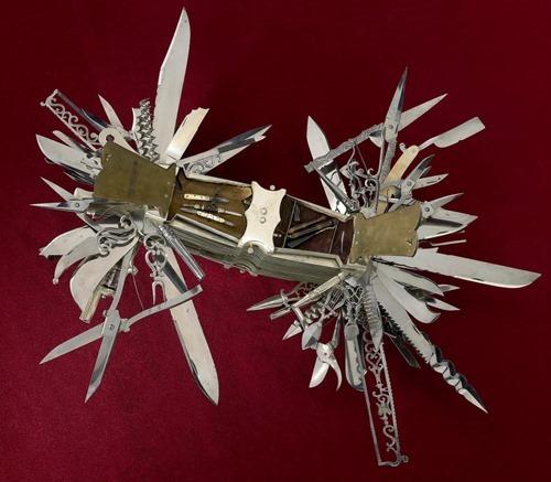 Couteau Multifonction John S Holler