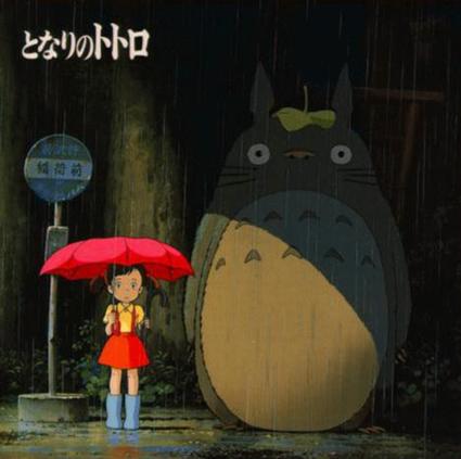 Mon Voisin Totoro - Haya Miyasaki