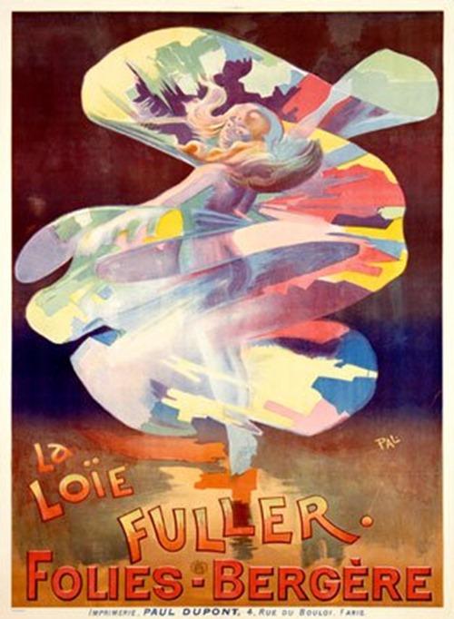 Loïe Fuller, Folies Bergère