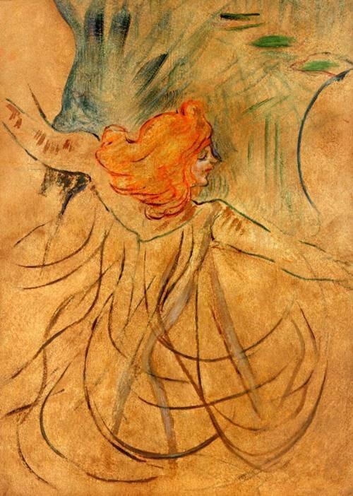 Loïe Fuller, Toulouse Lautrec