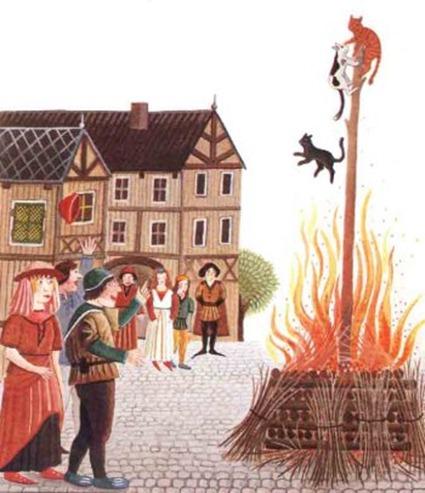 Bucher de la St Jean