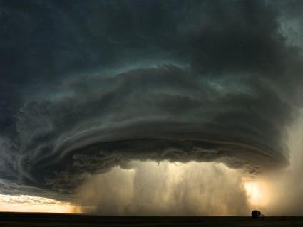 Storm sign!
