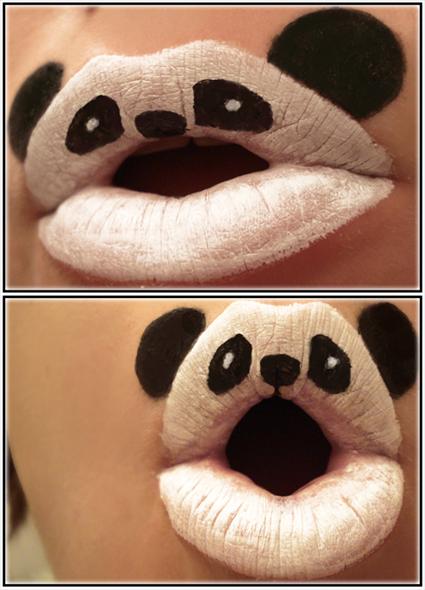 Panda Surprise - viridis-somnio