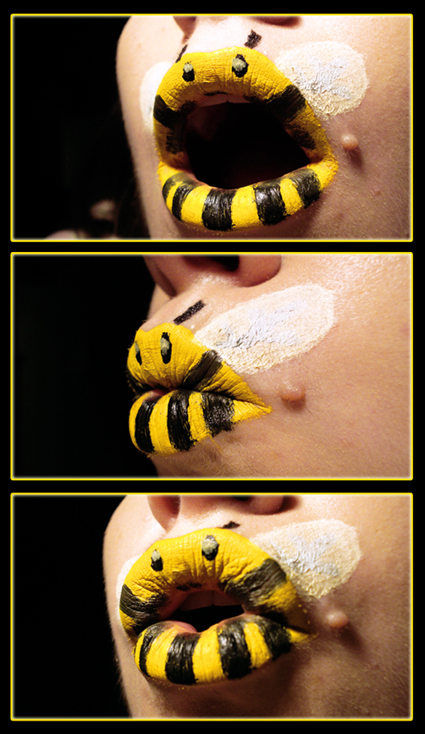 Expressions of a Bumble Bee - viridis-somnio