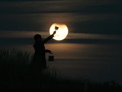 Peindre la Lune, Laurent Laveder