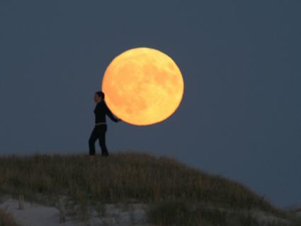 Sabine porte la Lune sur son dos, Laurent Laveder