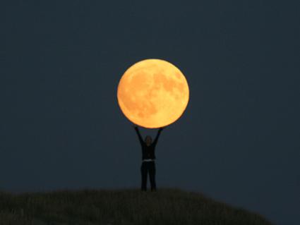 La Pleine Lune à bout de bras, Laurent Laveder