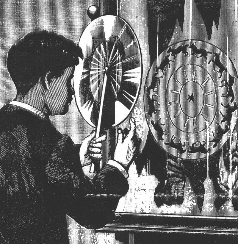 Principe du Phénakistoscope