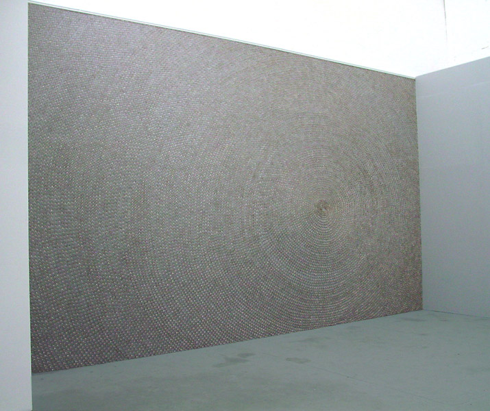 Brood, 2004, Kate MccGwire
