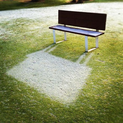 12 Examples of Frost Shadows