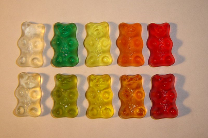 Have Fun With Gummy Bear