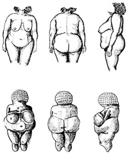 Morphologie et réalisme dans la représentation féminine