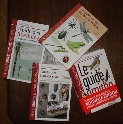 De la lecture pour les vacances!