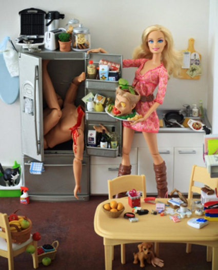 Barbie, Mariel Clayton
