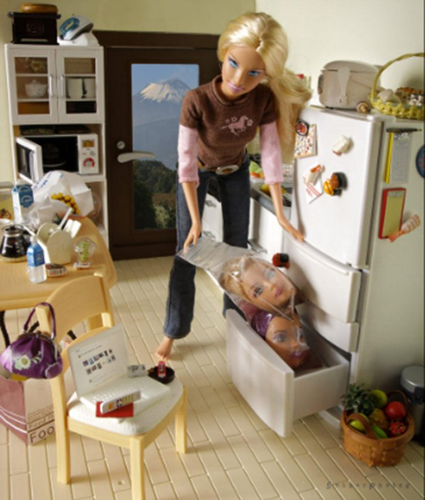 Barbie, Mariel Clayton