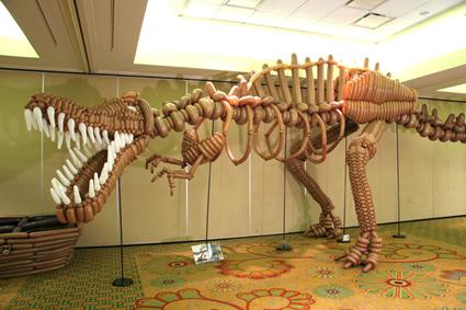Spinosaurus, Mark Verge
