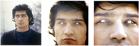 Renverser ses yeux, 1970