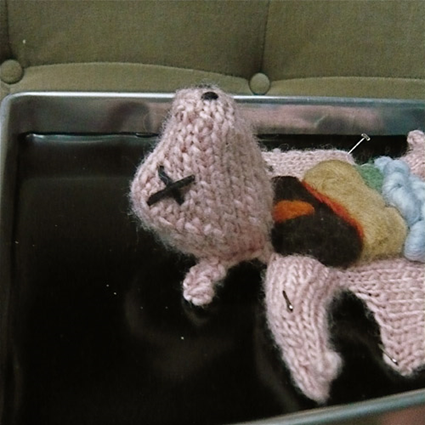 Knitting in Biology 101