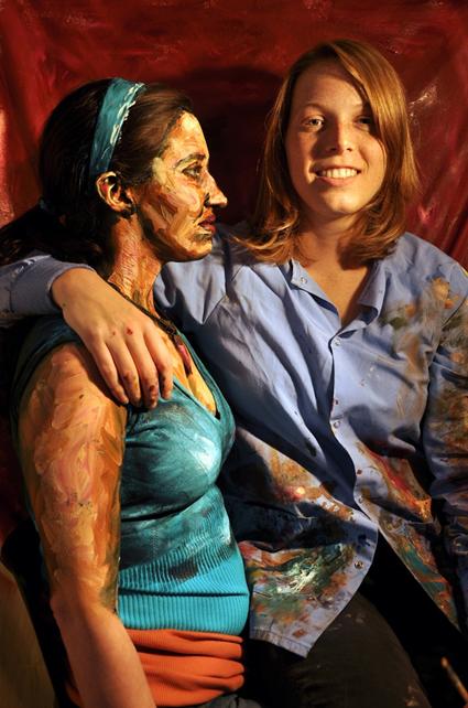 Jaimie et Alexa Meade