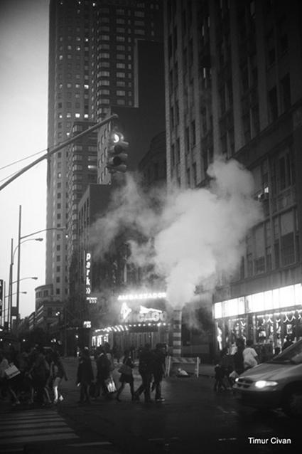 NYC, Timur Civan