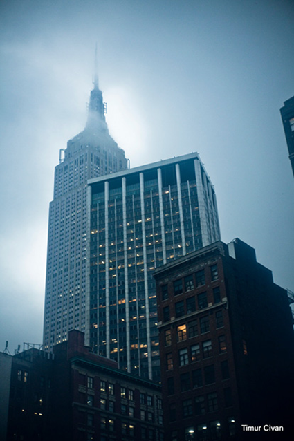 Empire State Building, Timur Civan