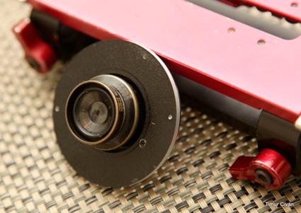 Wollensak 35mm F5.0 Cine-Velostigmat