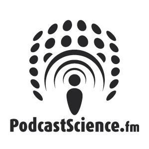 PodcastScience, design : Fabrizio Cantinotti