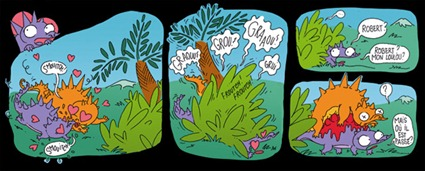 Illustration Lison