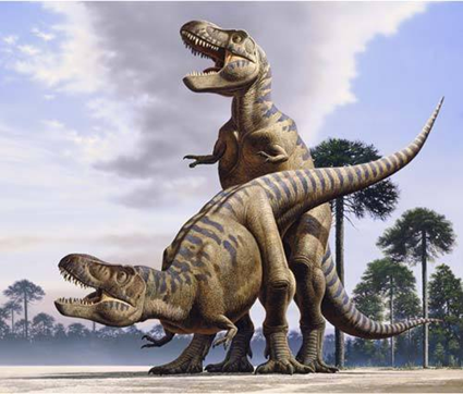 Tyrannosaurus Sex, Raul Martin